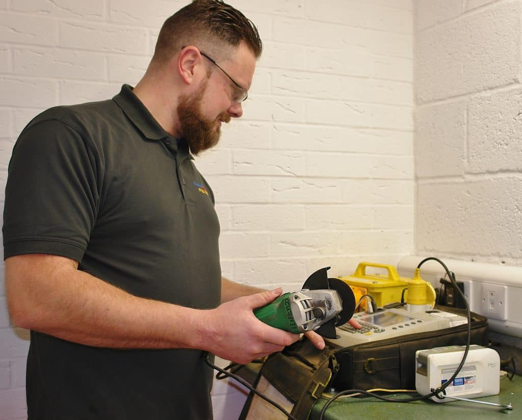 Fitter PAT Testing