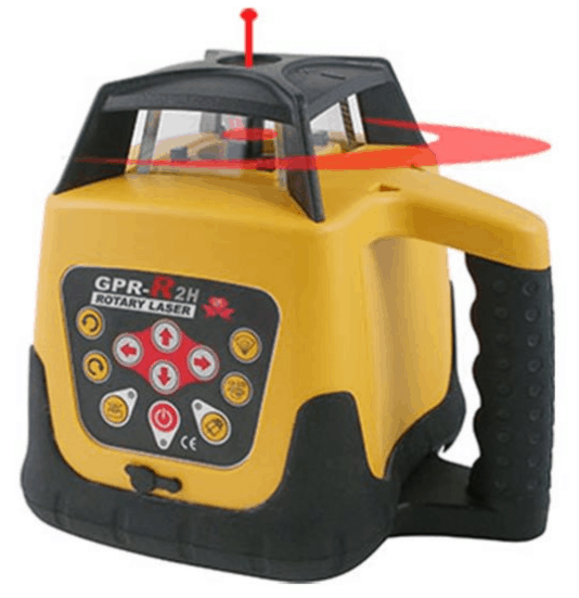 Proline GPR R2H Laser Level